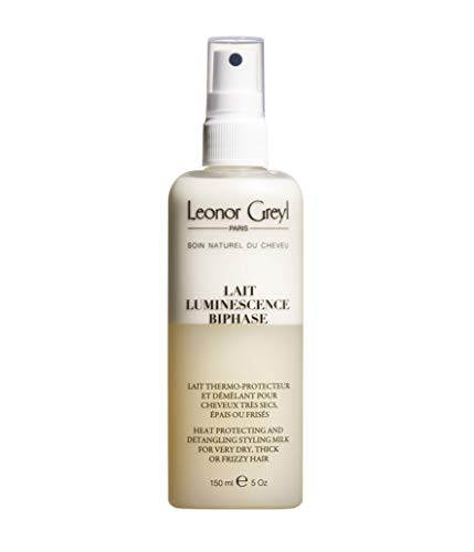 Leonor Greyl Paris Lait Luminiscence Bi-Phase- Detangling and Heat Protecting Spray for Dry and...
