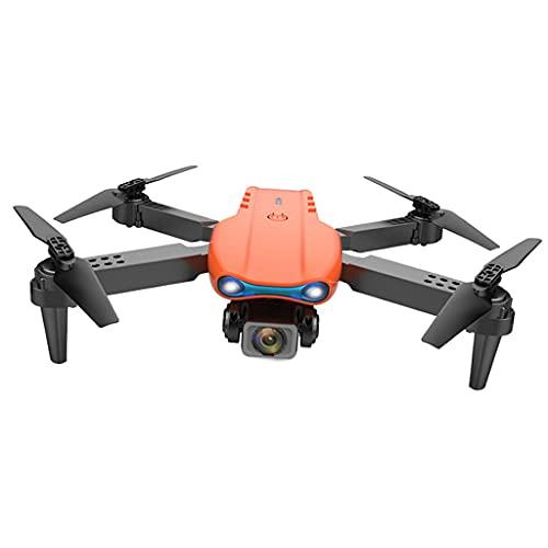 Colcolo Braccio Pieghevole WiFi 2.4G 4CH RC Drone 4K Fotocamera Tempo di Altenendure di Altendura in Tempo Reale Una Volta dalla Chiave di Controllo Radio Rep - Fotocamera 4K Arancione