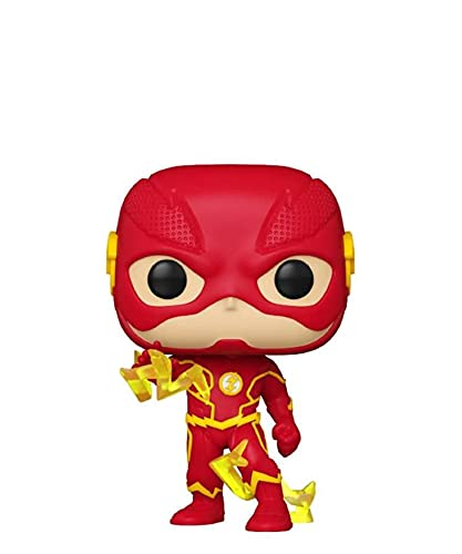 Popsplanet Funko Pop! Television - The Flash Series - The Flash #1097
