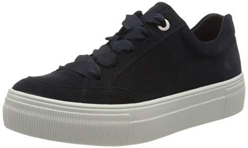 Legero Damen Lima Sneaker, Blau (Oceano) 8300, 43 EU