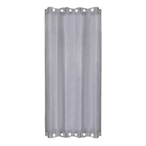 MagiDeal Gommini Sulla Tenda Impermeabile Esterna Superiore E Inferiore - W54 x H106 in