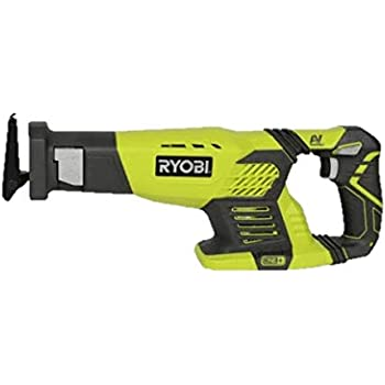 Ryobi 18Volt Cordless One+ Variable Speed Reciprocating Saw (Bare Tool Only)(Bulk Packaged)(P514)