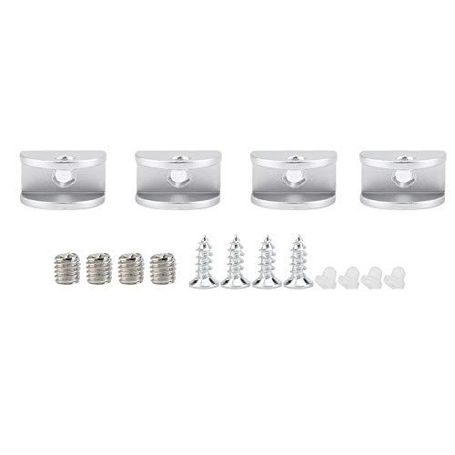 soportes para repisas de cristal fabricante Aufee