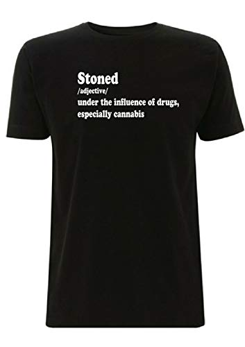 Time 4 Tee Herren T-Shirt Stoned Meaning...