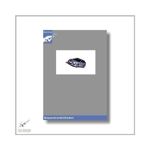 Preisvergleich Produktbild Seat Leon Typ 1M (99-06) Karosserie,  Montagearbeiten innen - Reparaturleitfaden