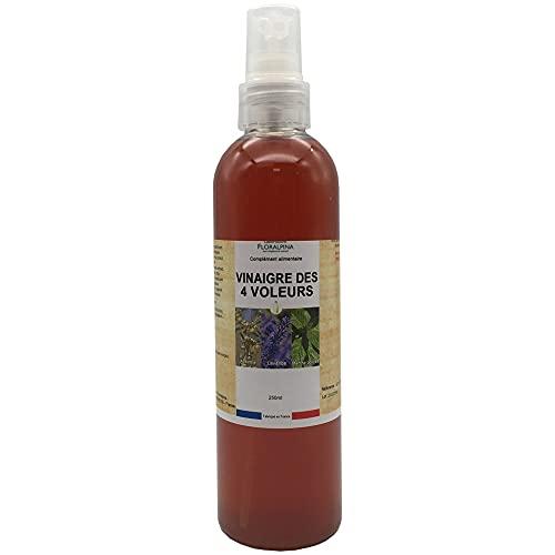 Floralpina - Vinaigre des 4 voleurs 250ml