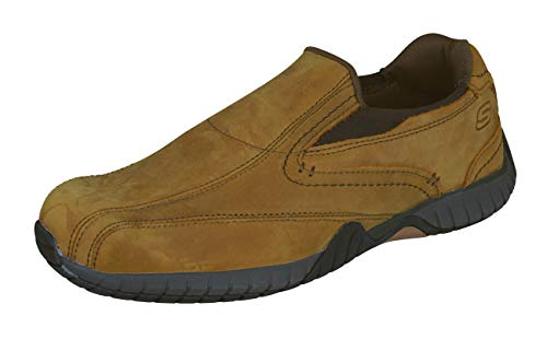 Skechers Sendro Bascom Classic Fit Zapatos hombre-Brown-39