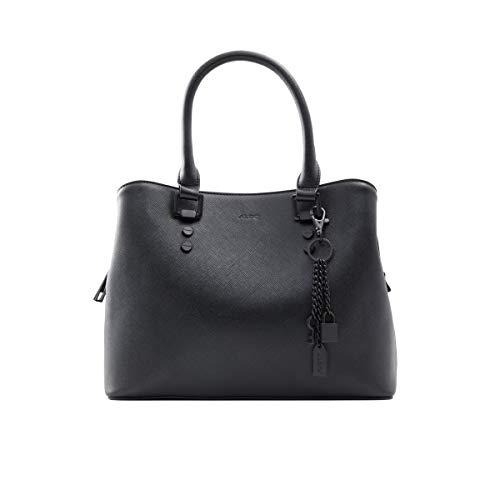 ALDO Legoiri Top Handle Bag, Black/Black