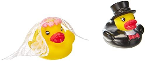 Enten Hochzeitspaar -  Ente Hochzeitspaar