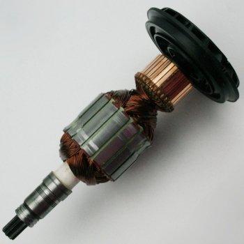1 Stück Anker Rotor für Bosch Stemmhammer, Bohrhammer, Meisselhammer GBH 10 DC, GSH 10 C, GBH10DC, GSH10C