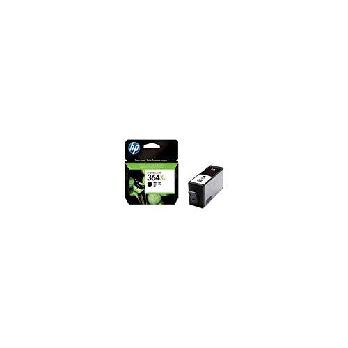 HP 364XL Black Photosmart Ink Cartridge - Cartucho de Tinta para impresoras (Negro, 800 páginas, Negro, 5-80%, -40-70 °C, 5-50 °C) No