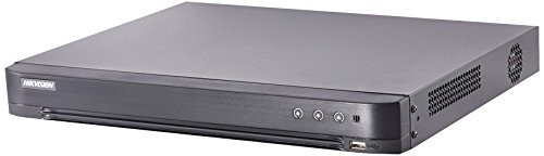 Hikvision H.265+ Turbo HD 16CH DVR 4K HDMI Supports up to 8MP TVI/5MP AHD/4MP CVI/ Plus 16CH of 8MP IP CAM (HDD not Included)
