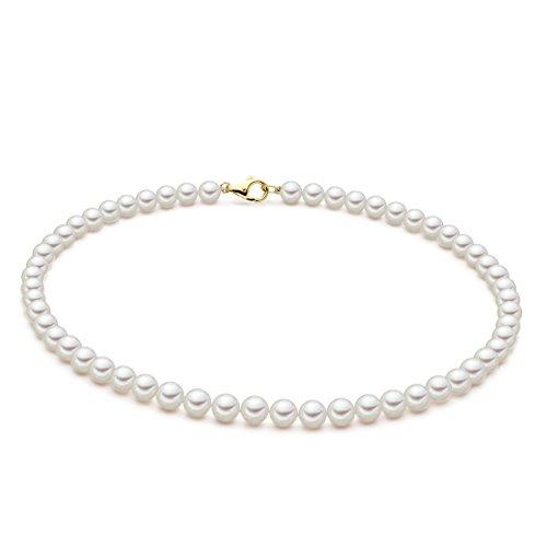 Original McPearl Akoya Perlenkette. Top Qualität aus Deutschland.