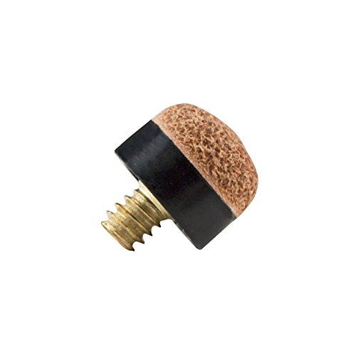 Pro Series PST 12 mm duro screw-EN EL reemplazo puntas taco de billar (paquete de 12)