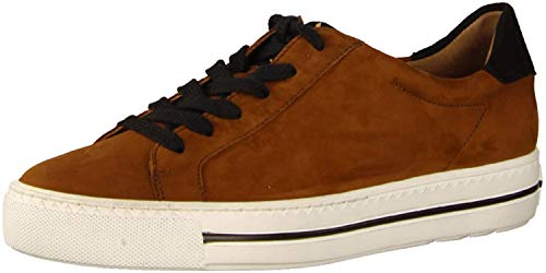 Paul Green 4835 Damen Sneakers Cognac, EU 37