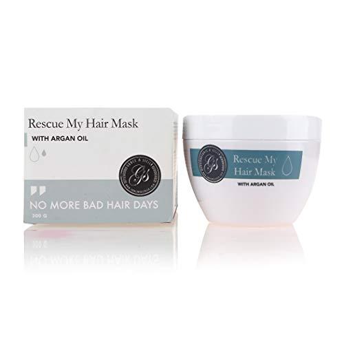 Arganöl Haar Maske intensiv masken haarkur 300g | ohne parabene | Hydrierende und...