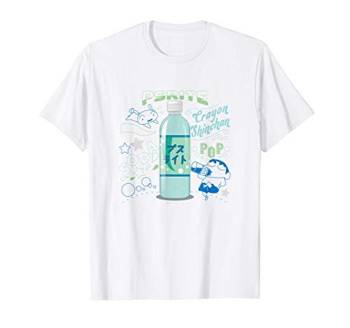Crayon Shin-chan Shin-chan y Pusuraito Camiseta