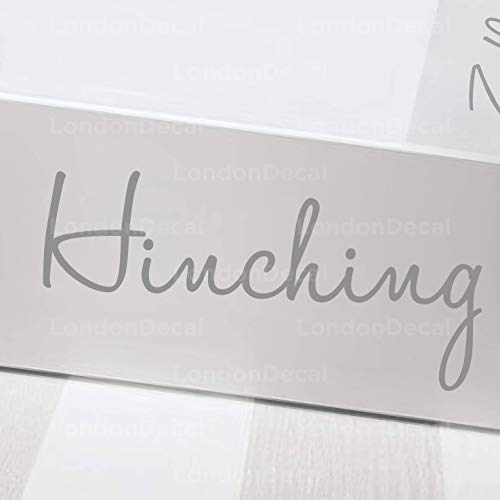 LondonDecal HINCHING - Mrs Hinch inspired decal (Type 1)
