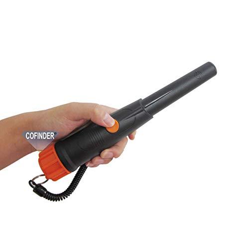 QINYUP Tenu à la Main Rod Positionnement métal, Ultra-Haute sensibilité et étanche