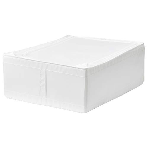 IKEA イケア SKUBB 収納ケース - ホワイト, 44x55x19 cm 502.903.61,50290361