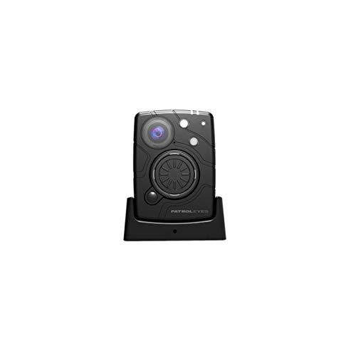 PatrolEyes WiFi HD 1080P 32MP Wide Angle Night Vision Police Body Camera SC-DV10