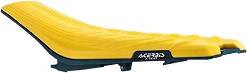 X-Seat Husqvarna 2016 Soft TC/FE 125/450 amarillo