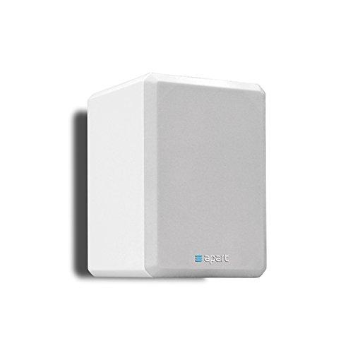APART Vinci 5weiß Lautsprecher–Lautsprecher (XLR, 1.0Kanäle, 60–25000Hz, 6Ohm, weiß)