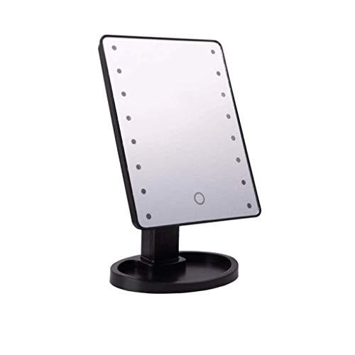 SHYPE Espejo de Maquillaje: Espejo de vanidad Iluminado con diseño de Control...