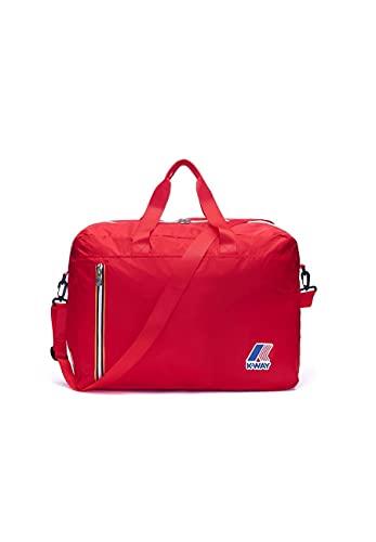 Borsone K-Way duffle k-pocket cabina 9AKK1346 Q03 red