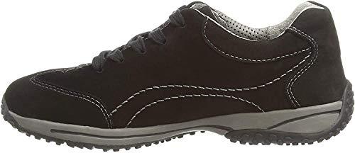 Gabor Damen Gabor Shoes Derbys, Schwarz (47 Schwarz), 36 EU (3.5 UK)