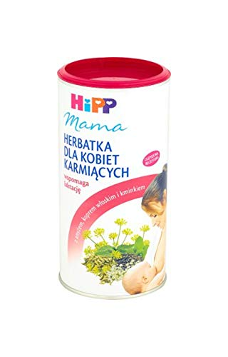 HIPP Instant Tea Drink for Breastfeeding/Nursing Mums 200g