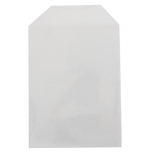 1000 dvd plastic sleeves - 1