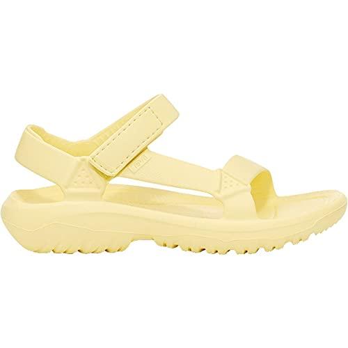Teva Women's Hurricane Drift Sandal, Lemonade, 8