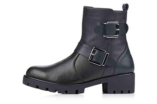 Remonte dameslaarzen R5379, dames biker boots