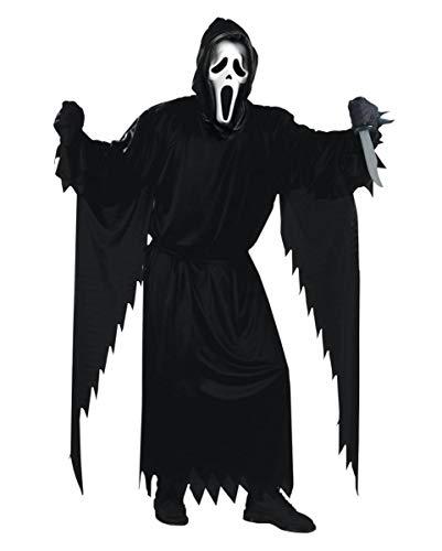 Horror-Shop Costume de cri avec un masque