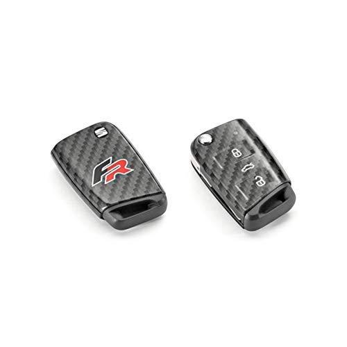 Seat 000087013AE Schlüsselcover FR Design Zündschlüssel Blende Schlüsselkappe