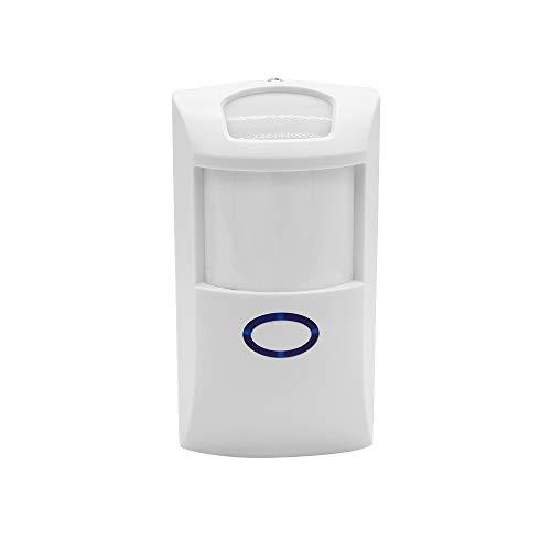 SONOFF PIR2 433 MHz PIR Bewegungssensor Wireless Dual Infrarot Detektor RF Smart Home Automation Alarmanlage für Amazon Alexa & Google Home, 1 STÜCK