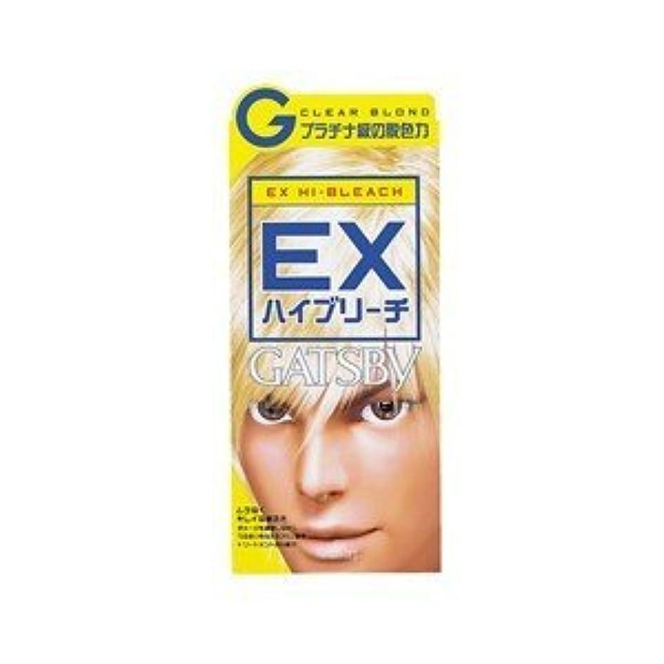 半島小麦粉毒液ギャツビー【GATSBY】EXハイブリーチ(医薬部外品)
