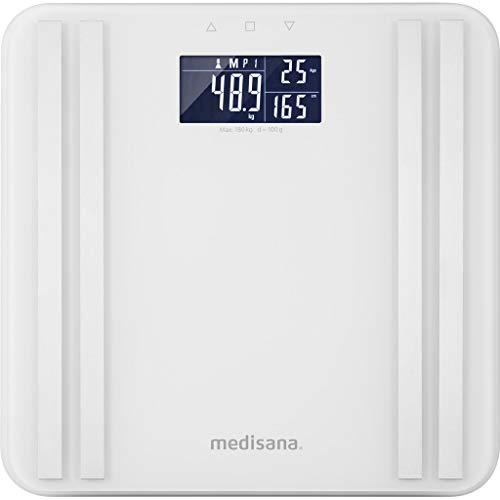 Medisana BS 465 Elektronische weegschaal Rechthoek Wit
