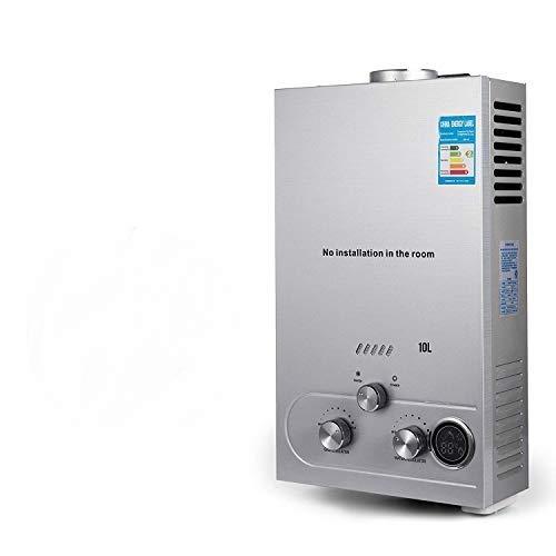 FlowerW 10L-LNG Gas-Warmwasserbereiter Durchlauferhitzer Gas Verflüssigt 16KW LED Bildschirm(10L-LNG)