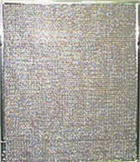 16x19 Wire Mesh Filters for Mobile Homes (Aftermarket)