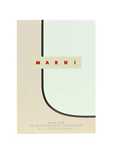 MARNI Rose Eau de Parfum Spray 120 ml, 1er Pack (1 x 120 ml)