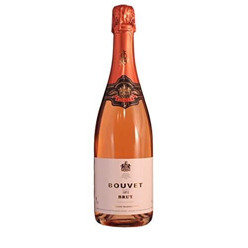 Bouvet-Ladubay Rosé 1851 Brut Vin Mousseux 0.75 Liter