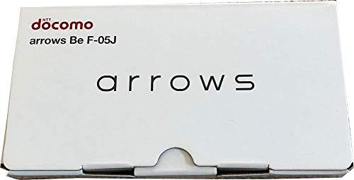 FUJITSU(富士通) arrows Be 16GB ブラック F-05J docomoロック解除SIMフリー