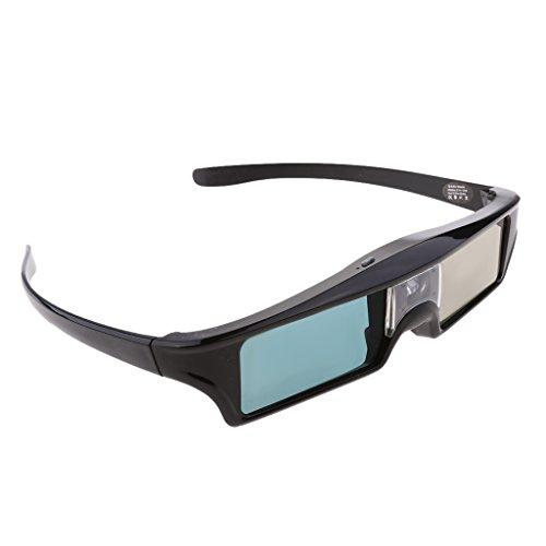 balikha Wiederaufladbare 3D DLP Link Brillengläser mit 144 Hz für Optoma/Benq