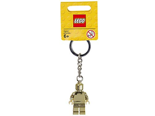 LEGO Schlüsselanhänger, goldfarben (850807) Minifigur