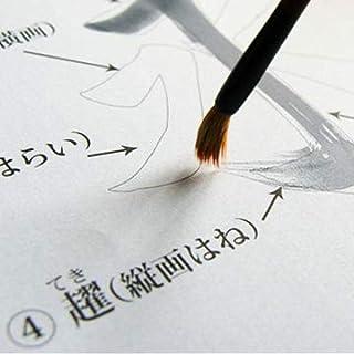 木と字の神林 水書きグー 永字八法練習8点セット