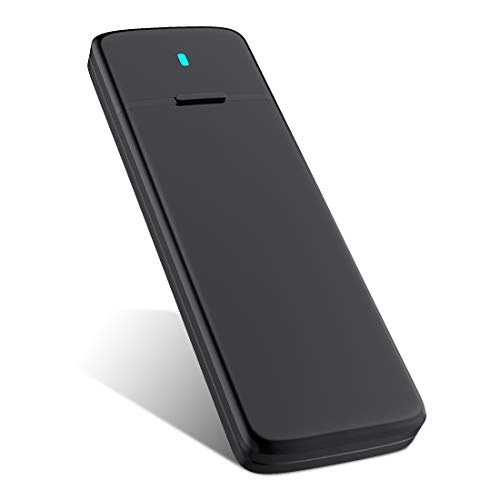 SSD Externo 1TB, Disco Duro SSD USB 3.1 Gen 2, 540 M/s Unidad de Estado Sólido Portátil Compatible para Windows, Mac, Xbox, PS4(1TB,Negro)