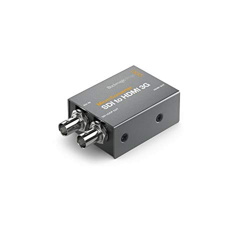 Blackmagic Design Micro Converter SDI to HDMI 3G with Power Supply