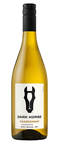 Dark Horse Chardonnay Halbtrocken (1 x 0.75l)